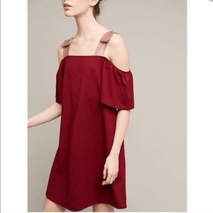 Anthropologie Dresses - {Anthropologie} Sunday in Brooklyn Bow Dress